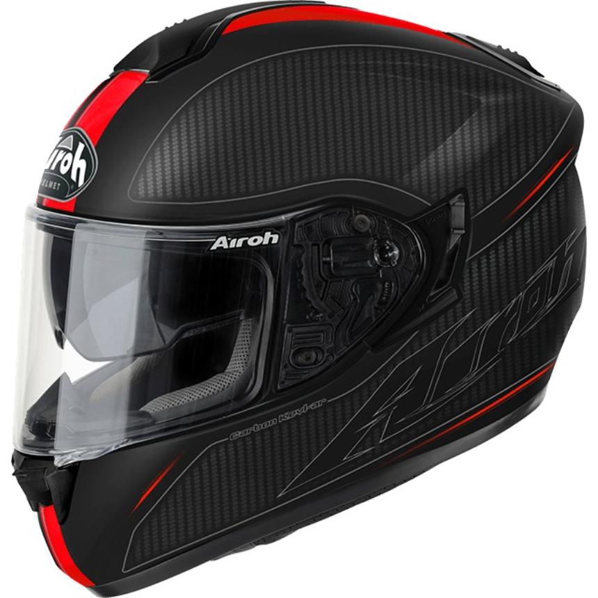 Airoh - ST701 - Slash - Red Matt (XS)