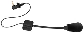 Abgesetztes Schwanenhalsmikrofon