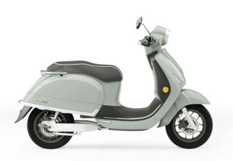 Kumpan Electric - Modell 54 ICONIC (4 kW / 45 km/h) - LAVA GRAU