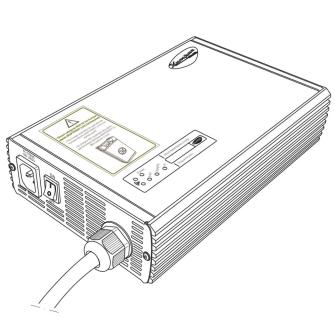 Ladegerät zu Kumpan-Akku 2.0