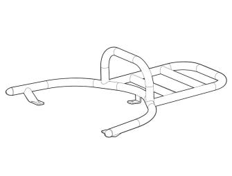Topcase-Träger