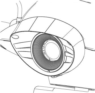 HiPower LED Scheinwerfer Kit für Kumpan 54i/RI