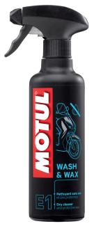 MOTUL - E1 - Wash & Wax 400ml