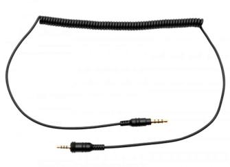 AUX-Kabel (4-polig) 2.5 zu 3.5mm Klinke