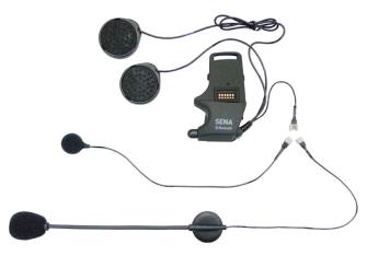 SMH10 - Alternative Helmhalterung 302