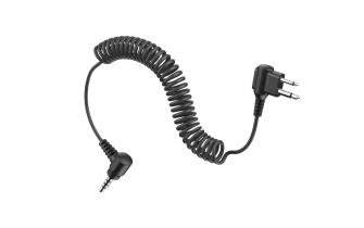 TUFFTALK - Anschlusskabel für PMR-Funkgeräte