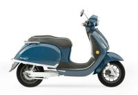 Kumpan Electric - Modell 54 INSPIRE (3 kW / 45 km/h) - AZUR BLAU