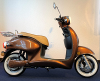 Kumpan Electric 1953 - CHOCOLATE BROWN