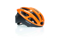 R1 Smart Cycling Helm - Electric Tangerine (L)