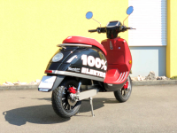 Kumpan Electric 1954RI (45 km/h) - BACCARA BLACK