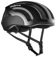 X1 Smart Cycling Helm - schwarz (M)